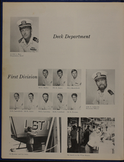 Page 14, 1976 Edition, Newport (LST 1179) - Naval Cruise Book online yearbook collection