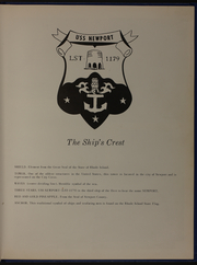 Page 5, 1976 Edition, Newport (LST 1179) - Naval Cruise Book online yearbook collection