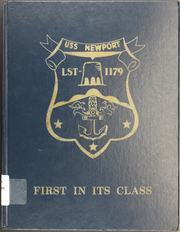 1981 Edition, Newport (LST 1179) - Naval Cruise Book