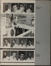 Page 17, 1981 Edition, Newport (LST 1179) - Naval Cruise Book online yearbook collection