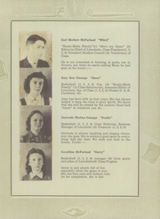 Page 11, 1941 Edition, Lincoln High School - Lincolnite Yearbook (South Bristol, ME) online yearbook collection