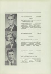 Page 11, 1952 Edition, Freedom Academy - Echo Yearbook (Freedom, ME) online yearbook collection