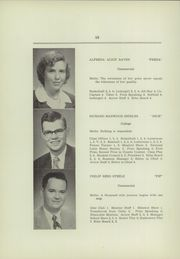 Page 12, 1952 Edition, Freedom Academy - Echo Yearbook (Freedom, ME) online yearbook collection