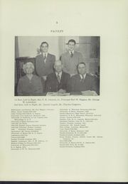 Page 5, 1952 Edition, Freedom Academy - Echo Yearbook (Freedom, ME) online yearbook collection