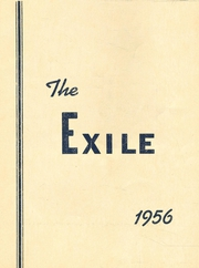 1956 Edition, Vinalhaven High School - Exile Yearbook (Vinalhaven, ME)