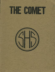 1928 Edition, Sedgwick High School - Comet Yearbook (Sedgwick, ME)
