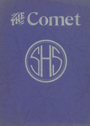 1930 Edition, Sedgwick High School - Comet Yearbook (Sedgwick, ME)