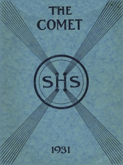 1931 Edition, Sedgwick High School - Comet Yearbook (Sedgwick, ME)