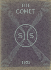 1932 Edition, Sedgwick High School - Comet Yearbook (Sedgwick, ME)