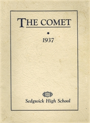 1937 Edition, Sedgwick High School - Comet Yearbook (Sedgwick, ME)