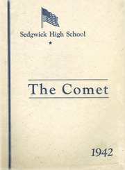 1942 Edition, Sedgwick High School - Comet Yearbook (Sedgwick, ME)