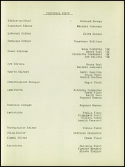 Page 7, 1950 Edition, Waterboro High School - Eavesdropper Yearbook (Waterboro, ME) online yearbook collection