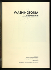 Page 7, 1965 Edition, University of Maine at Machias - Washingtonia Yearbook (Machias, ME) online yearbook collection