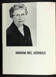 Page 8, 1965 Edition, University of Maine at Machias - Washingtonia Yearbook (Machias, ME) online yearbook collection