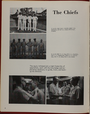 Page 12, 1968 Edition, Nicholas (DDE 449) - Naval Cruise Book online yearbook collection