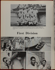 Page 14, 1968 Edition, Nicholas (DDE 449) - Naval Cruise Book online yearbook collection
