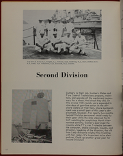 Page 16, 1968 Edition, Nicholas (DDE 449) - Naval Cruise Book online yearbook collection