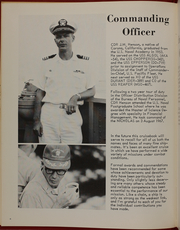 Page 8, 1968 Edition, Nicholas (DDE 449) - Naval Cruise Book online yearbook collection