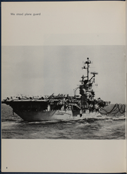 Page 10, 1969 Edition, Nicholas (DDE 449) - Naval Cruise Book online yearbook collection