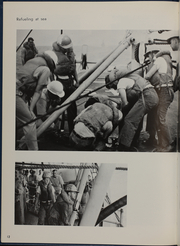 Page 14, 1969 Edition, Nicholas (DDE 449) - Naval Cruise Book online yearbook collection