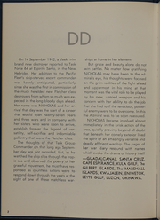 Page 4, 1969 Edition, Nicholas (DDE 449) - Naval Cruise Book online yearbook collection