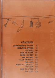 Page 9, 1971 Edition, Nitro (AE 23) - Naval Cruise Book online yearbook collection