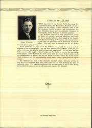 Page 148, 1929 Edition, Wisconsin State Teachers College - Meletean Yearbook (River Falls, WI) online yearbook collection