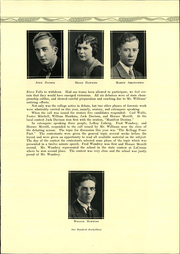 Page 153, 1929 Edition, Wisconsin State Teachers College - Meletean Yearbook (River Falls, WI) online yearbook collection