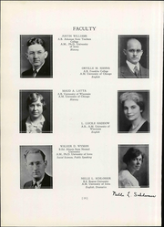 Page 22, 1937 Edition, Wisconsin State Teachers College - Meletean Yearbook (River Falls, WI) online yearbook collection