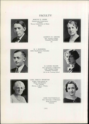 Page 24, 1937 Edition, Wisconsin State Teachers College - Meletean Yearbook (River Falls, WI) online yearbook collection