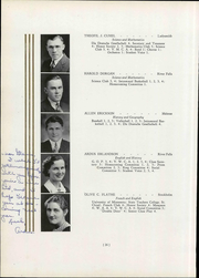 Page 36, 1937 Edition, Wisconsin State Teachers College - Meletean Yearbook (River Falls, WI) online yearbook collection