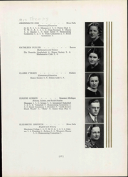 Page 37, 1937 Edition, Wisconsin State Teachers College - Meletean Yearbook (River Falls, WI) online yearbook collection