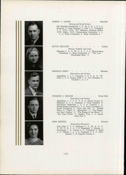 Page 38, 1937 Edition, Wisconsin State Teachers College - Meletean Yearbook (River Falls, WI) online yearbook collection