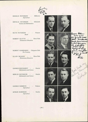 Page 99, 1937 Edition, Wisconsin State Teachers College - Meletean Yearbook (River Falls, WI) online yearbook collection