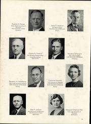 Page 20, 1940 Edition, Wisconsin State Teachers College - Meletean Yearbook (River Falls, WI) online yearbook collection