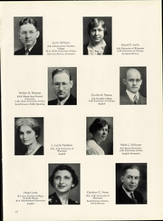 Page 23, 1940 Edition, Wisconsin State Teachers College - Meletean Yearbook (River Falls, WI) online yearbook collection