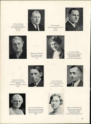 Page 24, 1940 Edition, Wisconsin State Teachers College - Meletean Yearbook (River Falls, WI) online yearbook collection