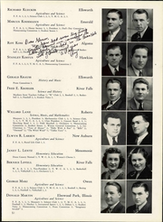 Page 57, 1940 Edition, Wisconsin State Teachers College - Meletean Yearbook (River Falls, WI) online yearbook collection