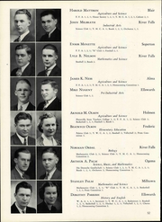 Page 58, 1940 Edition, Wisconsin State Teachers College - Meletean Yearbook (River Falls, WI) online yearbook collection