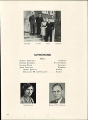 Page 63, 1940 Edition, Wisconsin State Teachers College - Meletean Yearbook (River Falls, WI) online yearbook collection
