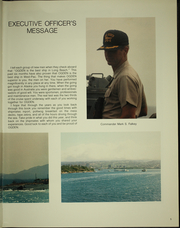 Page 9, 1987 Edition, Ogden (LPD 5) - Naval Cruise Book online yearbook collection