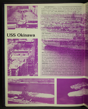 Page 8, 1985 Edition, Okinawa (LPH 3) - Naval Cruise Book online yearbook collection