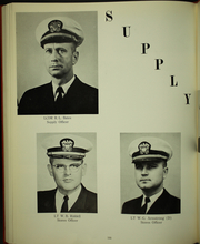 Page 192, 1965 Edition, Oklahoma City (CLG 5) - Naval Cruise Book online yearbook collection