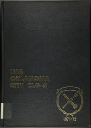 Oklahoma City (CLG 5) - Naval Cruise Book online yearbook collection, 1972 Edition, Page 1