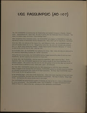 Page 10, 1969 Edition, Passumpsic (AO 107) - Naval Cruise Book online yearbook collection
