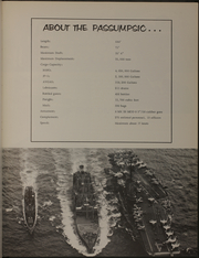 Page 11, 1969 Edition, Passumpsic (AO 107) - Naval Cruise Book online yearbook collection
