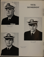 Page 12, 1969 Edition, Passumpsic (AO 107) - Naval Cruise Book online yearbook collection