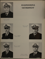 Page 16, 1969 Edition, Passumpsic (AO 107) - Naval Cruise Book online yearbook collection