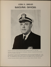 Page 9, 1969 Edition, Passumpsic (AO 107) - Naval Cruise Book online yearbook collection