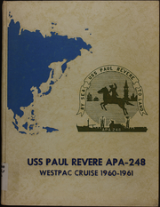 Page 1, 1961 Edition, Paul Revere (APA 248) - Naval Cruise Book online yearbook collection